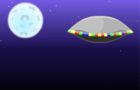 Toon Escape - UFO