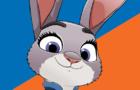 Animation # 4 - Judy Hopps