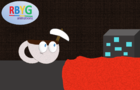 Tea Cup - Diamond Mine (Minecraft Animation)