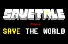 "Savetale: Save The World ""Chara Pilot""- An Undertale Fan-Game [WIP]"