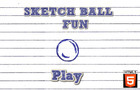 Sketch Ball Fun Mobile Game
