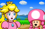 Toadette is a cheater (Super Mario Run)
