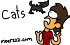 Cats - noerzzz cartoons