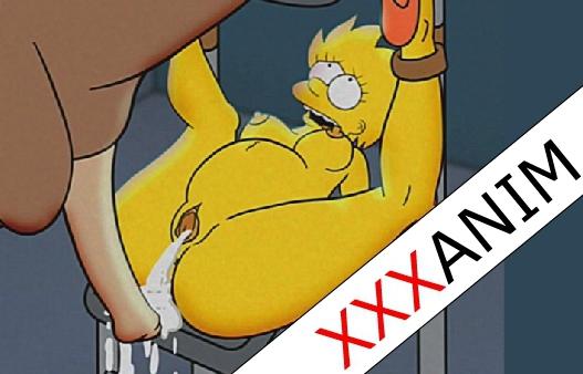 Lisa Simpson Sex Game