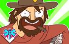 It's High Noon - Overwatch Parody
