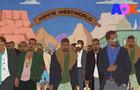 Kanye Westworld