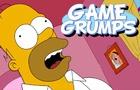 GameGrumps Animated: Eggs For Bart!
