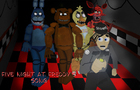 Five Nights at Freddy's Song 1(Animated) The living Tombstone