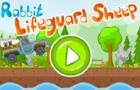 Rabbit - Lifeguard sheep