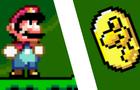 Mario's Dragon Coin Calamity