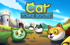 Cat Tower Defense