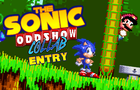 Sonic Oddshow Collab Entry - The Not So Lucky Sonic