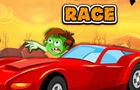 Zombie Car Race