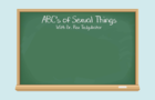 ABC's of SEXUAL THINGS