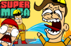 SuperMega Animated-Funny Firefighter Men