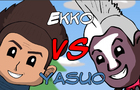 League Animation: Episode #2 - Ekko vs Yasuo