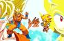 Goku VS Sonic II (The Rematch)