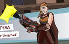 [Paladins Animation] - Champion Teaser - Tyra, The Untamed
