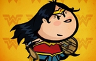 Luny as Wonder Woman (loopy-clip)