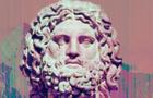 Aesthetic Greek Clicker