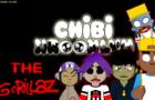 CHIBI KROOKLYN - SKIT THE GORILLAZ WAS THERE