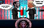 Trumps Awkward HandShakes 2