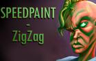 Speedpainting - ZigZag