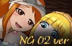 Kinetic Chronicle, platformer yuri Hentai game.