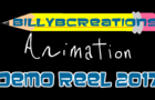 BillyBCreations Animation Reel