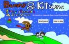 Bunny and Kitsune Daydream Adventure