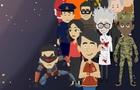 Cal in Cartoon - Episode Nine