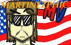 Martinezphic - #ProudAmerican (Flipnote Studio 3D) MV