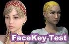 iClone FaceKey Test