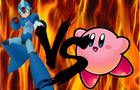 MegaMan X vs Kirby