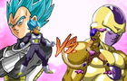 Vegeta VS Frieza (Remastered)