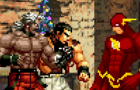 FLASH VS KING OF FIGHTERS