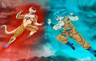 SSBSS Goku Vs. Golden Frieza