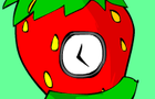 StrawberryClock DressUp Game