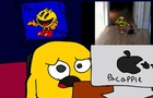 Pacman reacts to here comes pacman