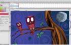 Cartoon Owls: Illustration Recording