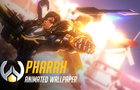 Pharah   Animated Wallpaper