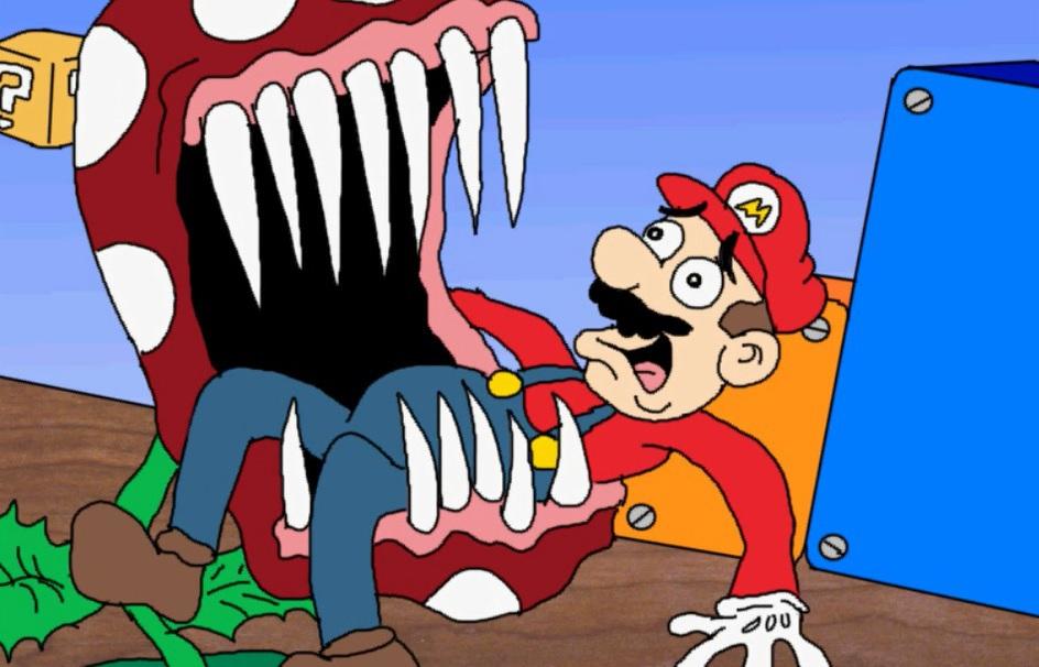 Brutal Mario Bros