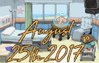 August 25th 2017