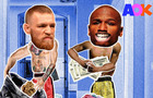 MAYWEATHER VS MCGREGOR THE ANIMATED SERIES