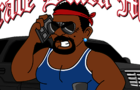 Irate Black Man Animated Promo 3