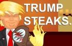 Trump on Hell's Kitchen!