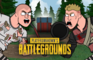 BATTLEGROUNDS CARTOON