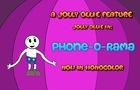 Jolly Ollie In: Phone-O-Rama
