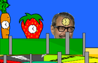 Strawberry and Wheel of Fortune
