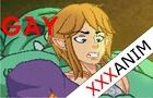 Link's duty - yaoi gay porn animation